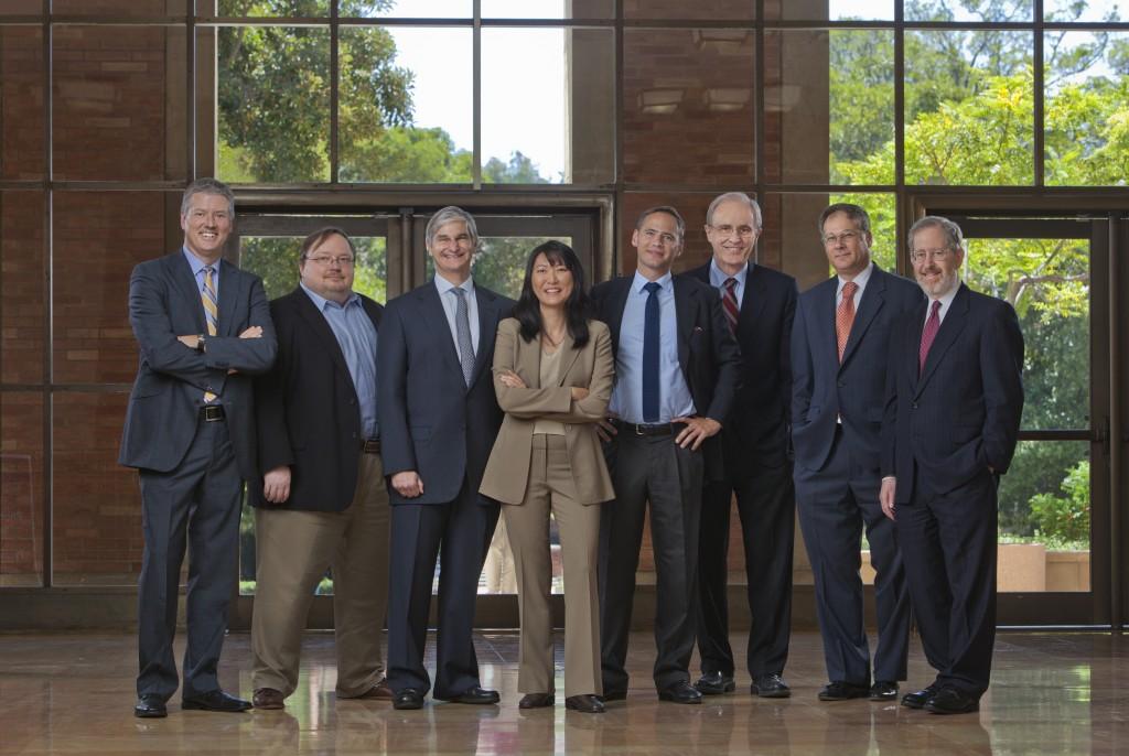 All Biz Law faculty, 2012