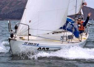 Thomas Kirschbaum was a world-class sailor.
