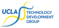 UCLA TDG logo