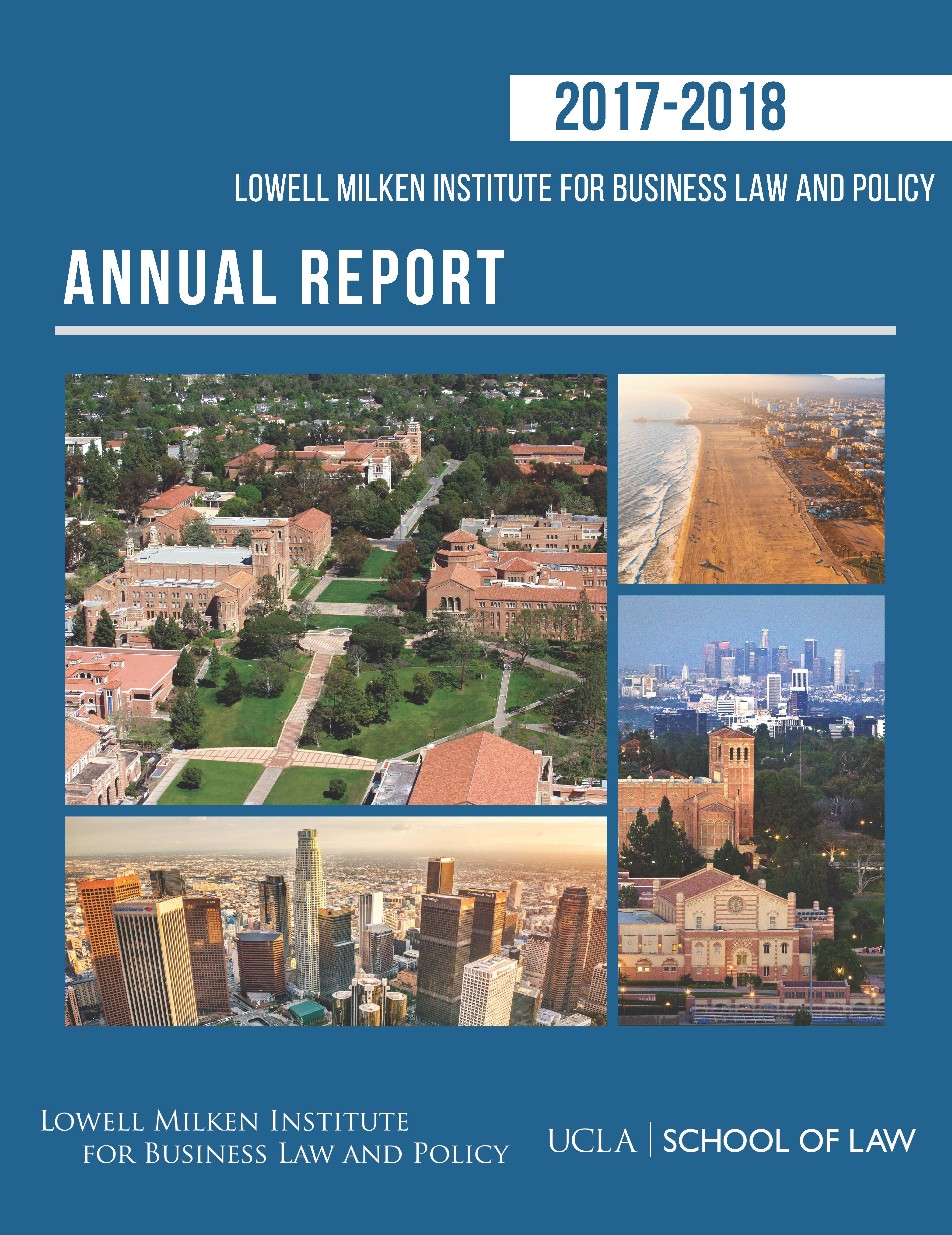 2017-2018 Report Cover