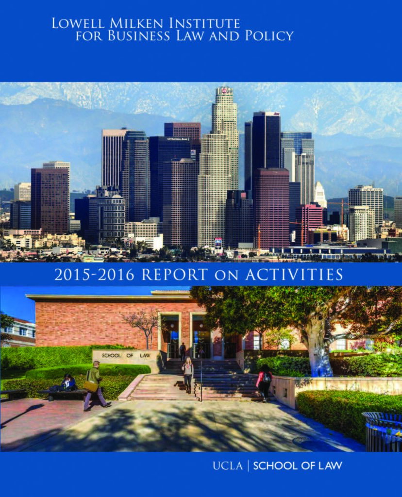 2015-2016 Report Cover