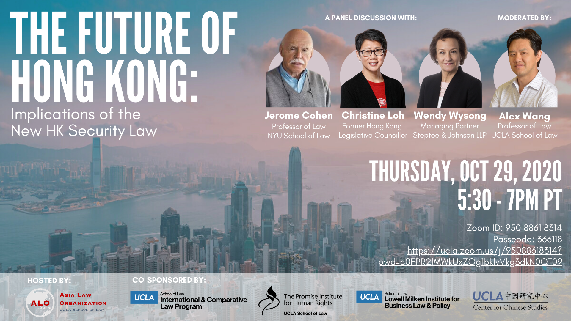 The Future of Hong Kong: Implications of the New HK Security Law